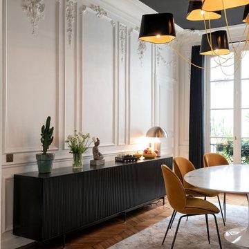 Appartement haussmannien Paris 10