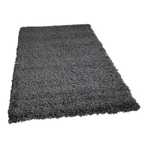 Vista 2236 Rug, Dark Grey, 120x170 cm