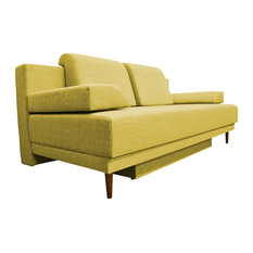Bestselling Yellow Sofa Beds Sleeper Sofas for 2018 Houzz