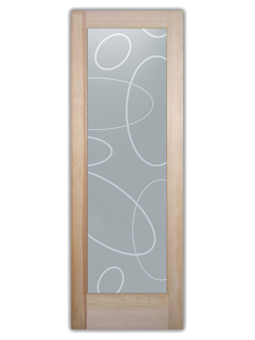 Bathroom doors pd priv interior glass doors frosted for Solid glass shower doors