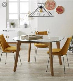 cherche table à manger similaire à zeppelin alinéa