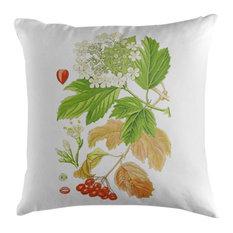 Vintage Alder Tree Cushion, 45x45 cm