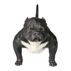 American Bully Exotic Statue 1:1 Real Size, 1