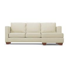 Catalina Reversible Chaise Sofa Buckwheat