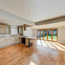 Deerings Open Plan Kitchen Dining Living Room