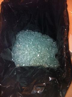 Ge Tempered Fridge Glass Shelf Explosion
