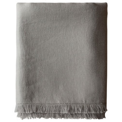 Traditional Throws by The Linen Works