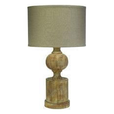 Winward Table Lamp, Natural