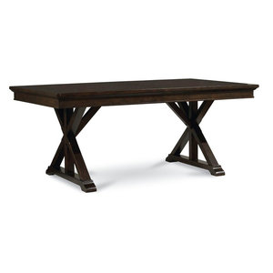 Legacy Classic Thatcher Trestle Table By Legacy Classic Furniture Reviews