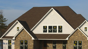 Vinyl siding, Hardie board Siding and Shake
