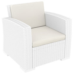 Contemporary Outdoor Lounge Chairs by Homesquare