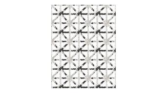 Mercedes Tin Tiles Wallpaper