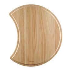 "Houzer CB-1800 Endura Hardwood 16.12""x16.12"" Cutting Board"