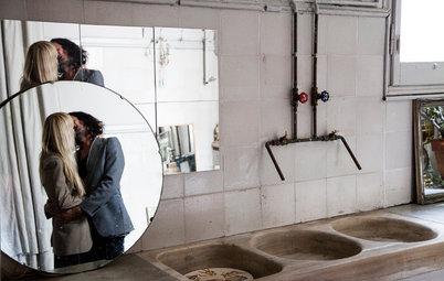 Visita privada: La creativa reforma de un gran piso en Barcelona