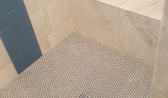 Custom Shower Floor