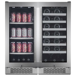 Danby Silhouette Beverage Center Contemporary Beer And