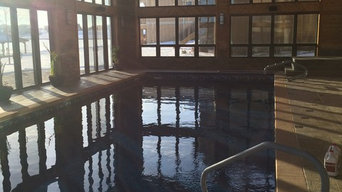 Bennington Indoor Pool-After