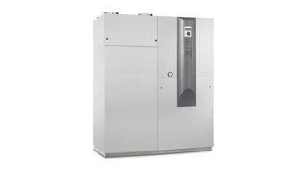 alira LWD-Serie – Duale Luft/Wasser-Wärmepumpen zur Außenaufstellung