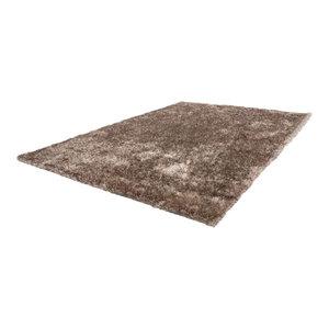 Diamond Shag Rug, Taupe, 160x230 cm