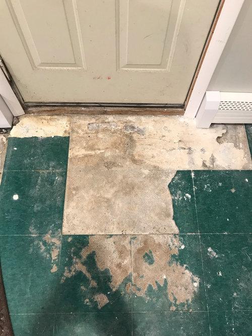 Asbestos Flooring Help