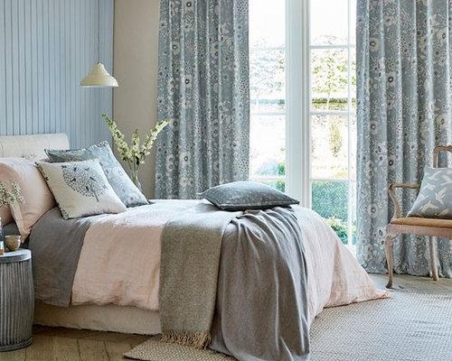 Potting Room fabrics by Sanderson - Curtains