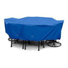 Medium Dining Set Cover, Pacific Blue