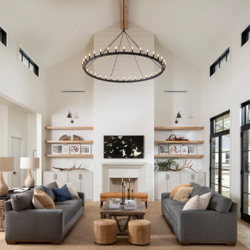 Modern Farmhouse in Tomball