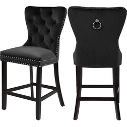Transitional Bar Stools And Counter Stools by Meridian Furniture
