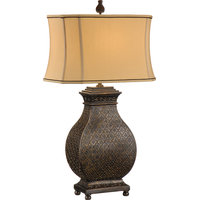 Morrocan Lamp, Old Bronze, Gold