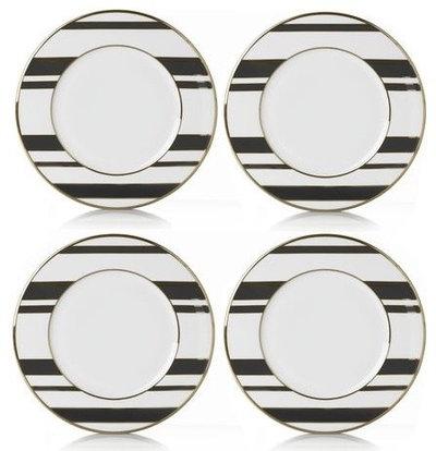 Modern Dinner Plates by Mikasa