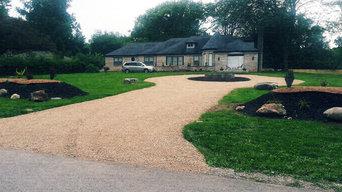 Rustic Driveway Examples