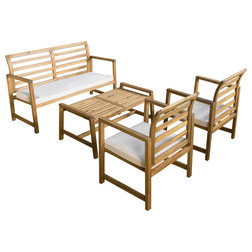 Fancy Contemporary Patio Furniture And Outdoor Furniture by GDFStudio