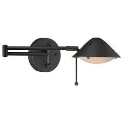 Great Contemporary Swing Arm Wall Lamps by Destination Lighting
