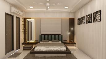 Interior Design at Rudraksh County