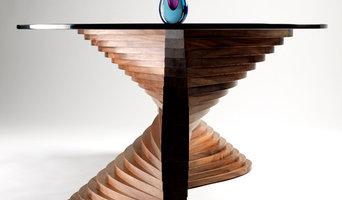 Sidewinder coffee table
