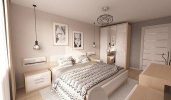 3х комнатная квартира в скандинавском стиле