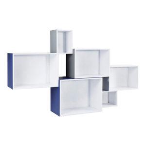 Mosaiko Wall Shelf Unit
