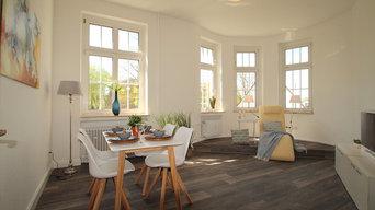 Blickfang Home Staging für eine Mietwohnung in Soest