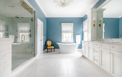 Bathroom of the Week: Traditional Style in a North Carolina Home
