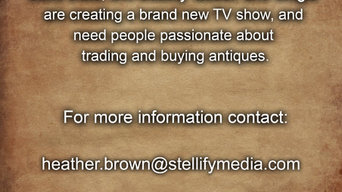 Calling All Antiques Enthusiasts!