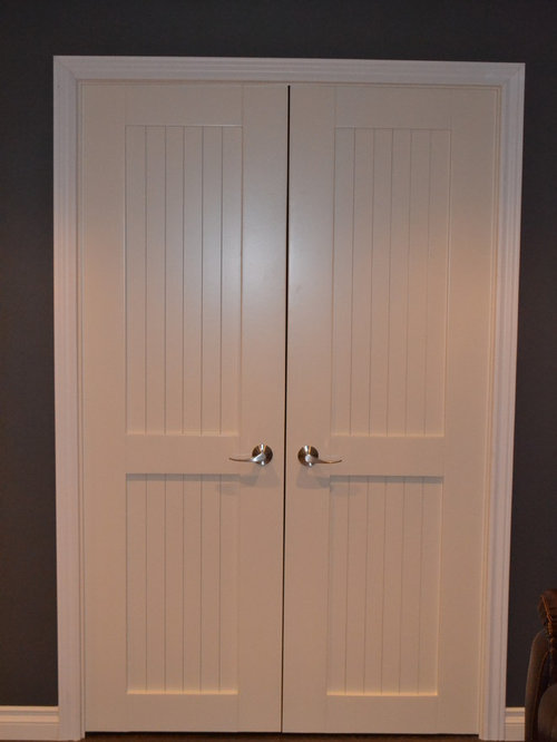 Foto e idee per armadi e cabine armadio armadi e cabine armadio con ante a persiana - Ante cabine armadio ...