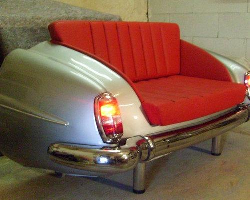 Auto Möbel sofas und sessel aus autos automöbel