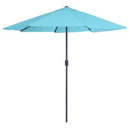 Contemporary Outdoor Umbrellas by Trademark Global