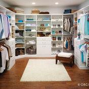 ORG Home Closet Organization Systems