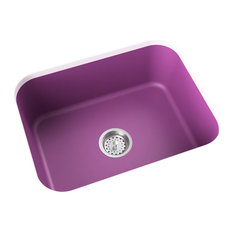 Bobby Undermount Sink, Orchid