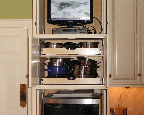 roll out shelves with scooped handles kitchen drawer organizers