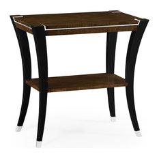 Rectangular End Table, American Walnut