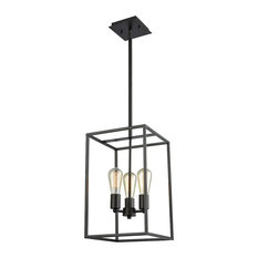 Williamsport Indoor Lighting Chandelier, Oil Rubbed Bronze