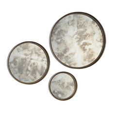 Shire Mirrors, Set of 3