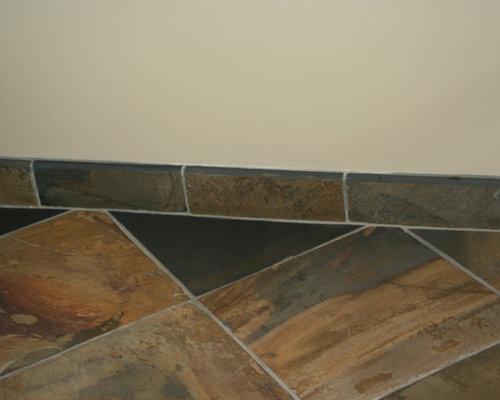 Sunroom Addition - Flooring